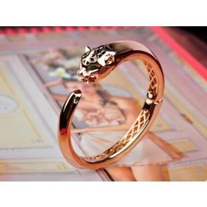 Panthere De Cartier Bracelet in 18kt Pink Gold